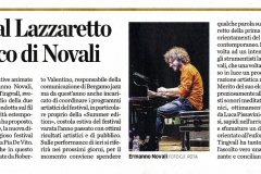 06/2019 Eco di Bergamo - Bergamo Jazz Summer Edition