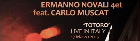17/03/2015 Ermanno Novali 4et feat. Carlo Muscat (Malta)