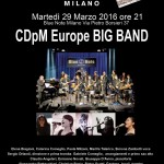 Blue note 29 marzo 2016