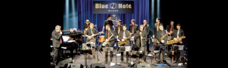 Live @Blue Note Milano - CDpM Europe Big Band