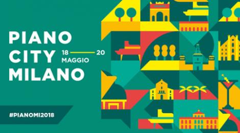 Piano solo a Piano City Milano 2018
