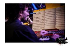 NDL Big Band 2013 ,G.Comeglio - Guest J.Yuille, S.J.Morris, P.Folli, P.Milzani